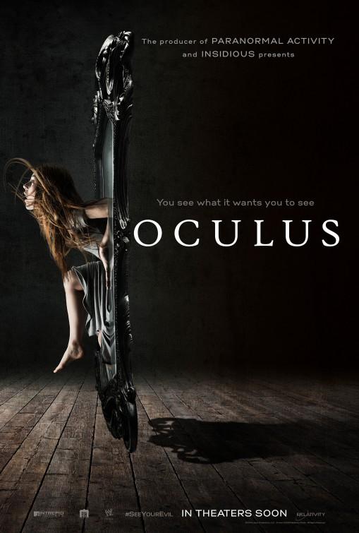 Oculus Movie Poster