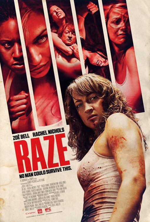 Raze Movie Poster