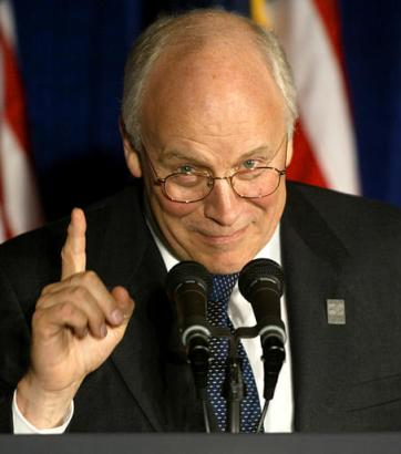 Cheney dick impeach interesting question