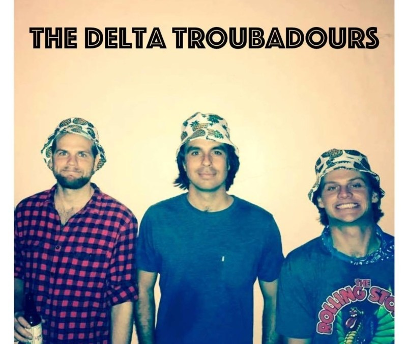 "the delta troubadours, ""stone thrasher"""