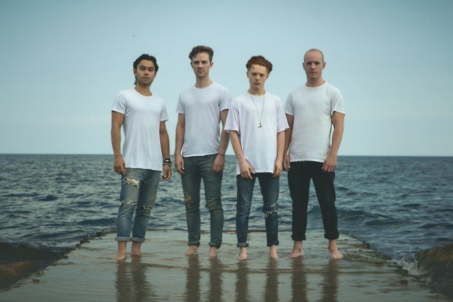 """""""catching up"""" with birds of bellwoods and their new video for """"let you go"""""""