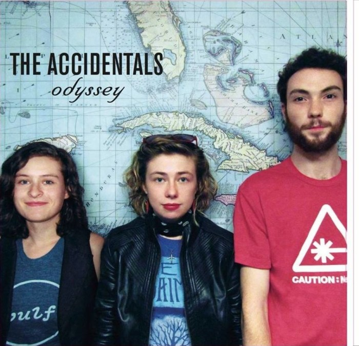 """the accidentals, """"odyssey"""""""