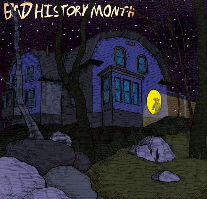 bad history month, dead and loving it: an introductory exploration of pessimysticism