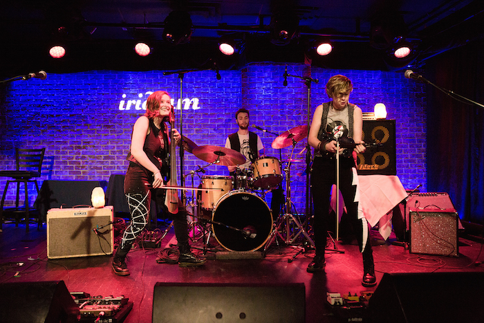 the accidentals in nyc