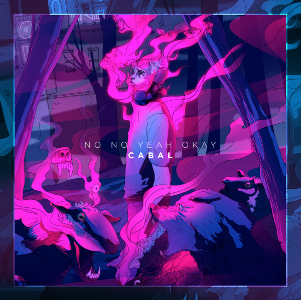 no no yeah okay releases sophomore ep, cabal