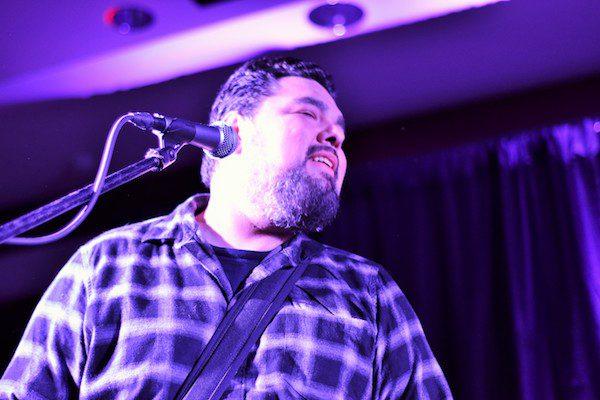 ken valdez @ winter blues fest