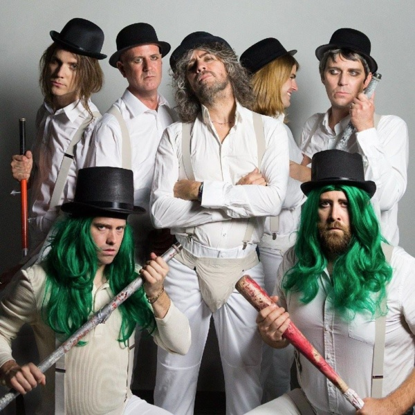 the flaming lips release greatest hits collection