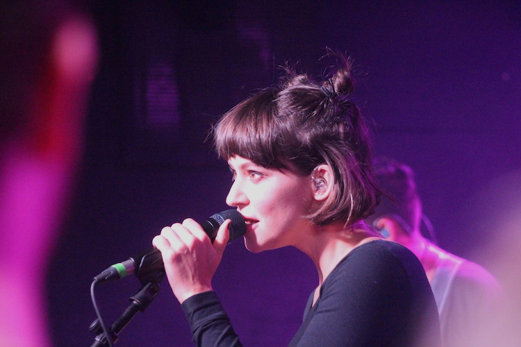 meg myers + other americans @ the riot room