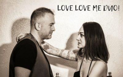 "max caddy presents: ""love love me duo!"""