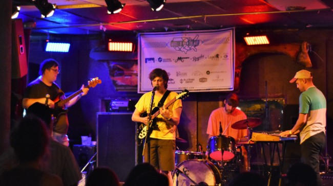 wonderfuzz, pageant boys, fullbloods, the beholders, + other americans @ motm 2018