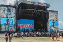 Grandoozy 2018 Black Pumas Rock Stage-86