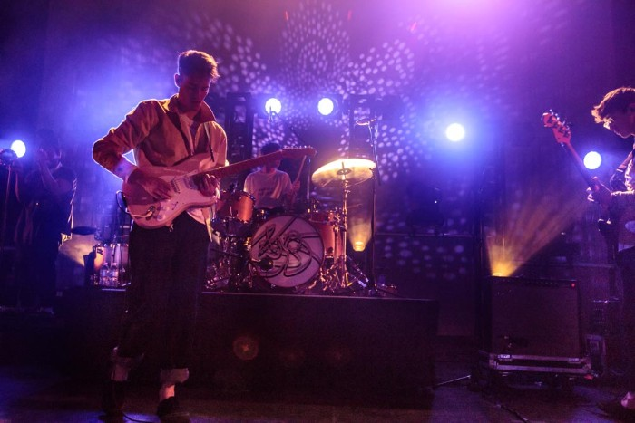 hippo campus + the districts @ the riviera theatre