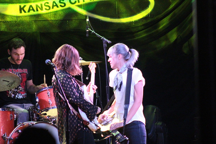 larkin poe and a packed house @ knuckleheads saloon