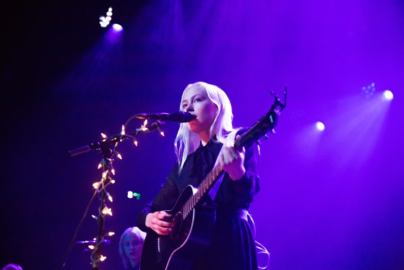 phoebe bridgers @ brooklyn steel