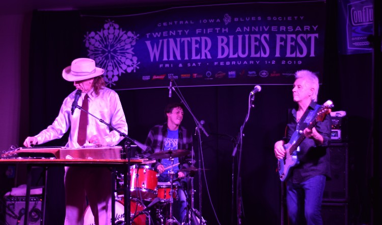 watermelon slim @ winter blues fest