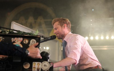andrew mcmahon in the wilderness @ the truman