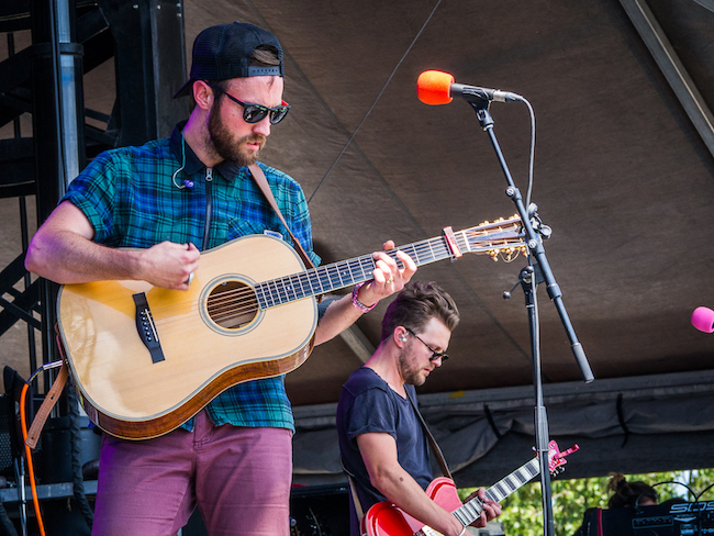 ruston kelly @ hinterland music festival