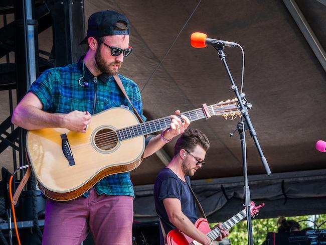 ruston kelly @ hinterland music festival