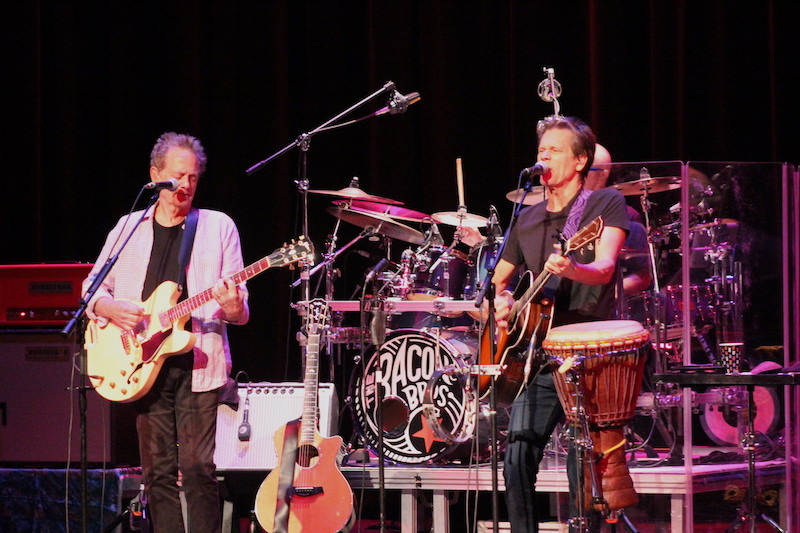 the bacon brothers @ folly theater