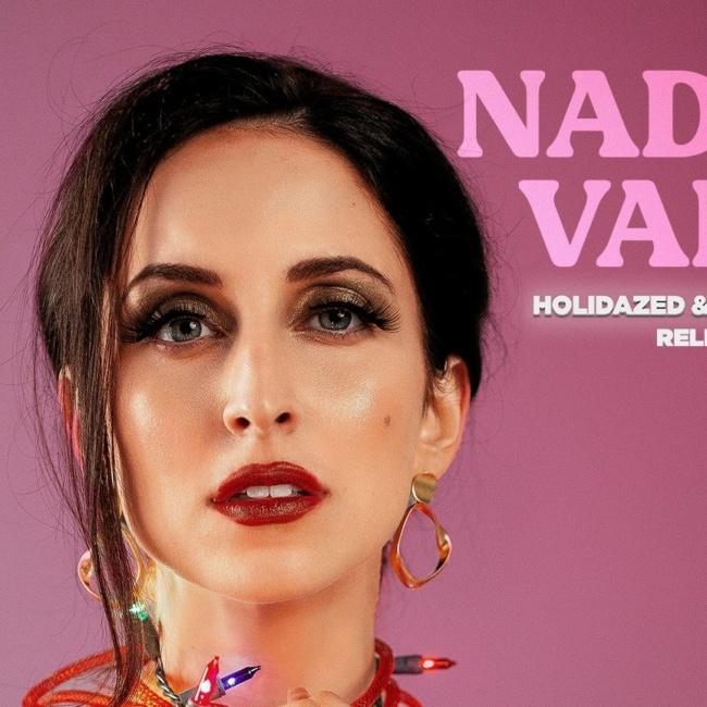 """nadia vaeh, """"holidazed & confused"""""""