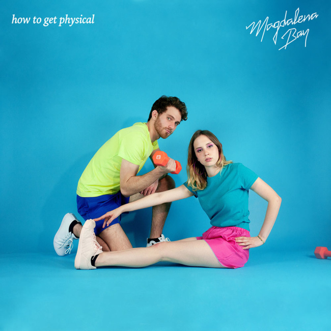 """magdalena bay, """"how to get physical"""""""