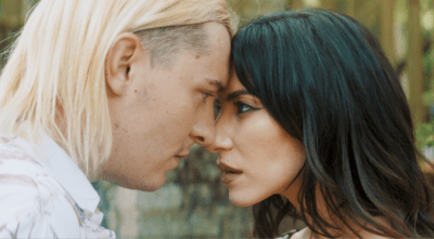"the veronicas, ""biting my tongue"""