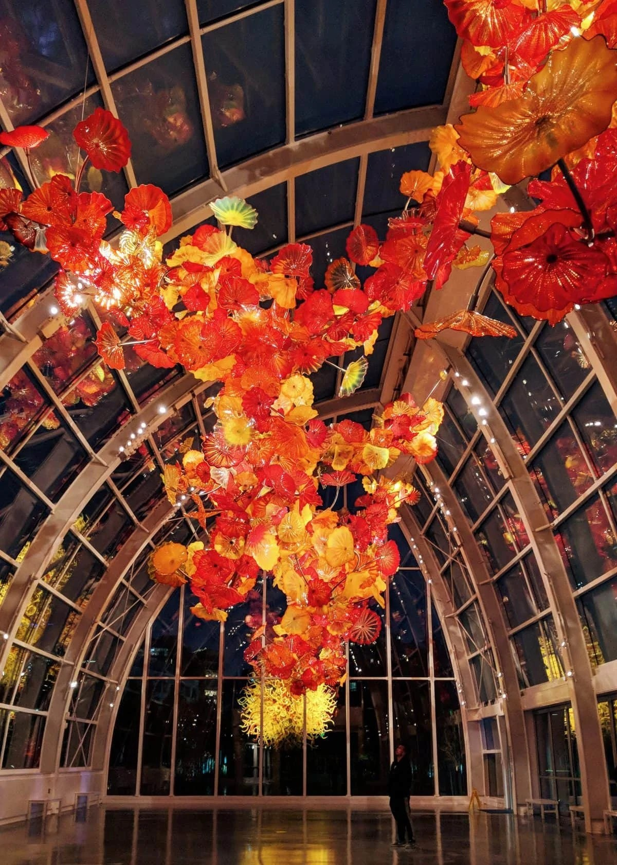 Save by combining two iconic experiences. Why You Should Visit Chihuly Garden And Glass At Night