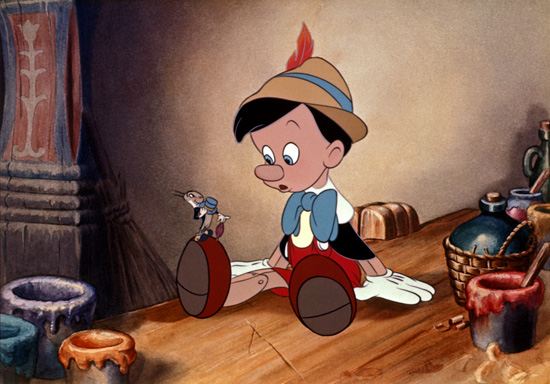 Failogue: Pinocchio Opened with a Flop and Some Naked Dwarfs
