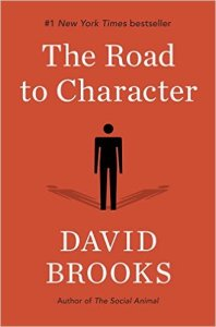 Book Cover: The Road to Character by David Brooks