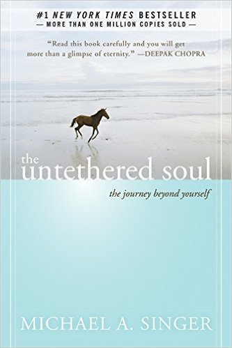 Book Cover: The Untethered Soul: The Journey Beyond Yourself by Michael A. Singer