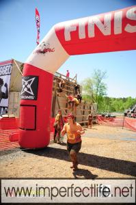 Finish Line at Rugged Maniac