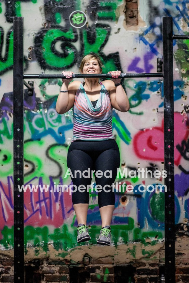 Imperfect Life - Andrea Matthes Pull Up