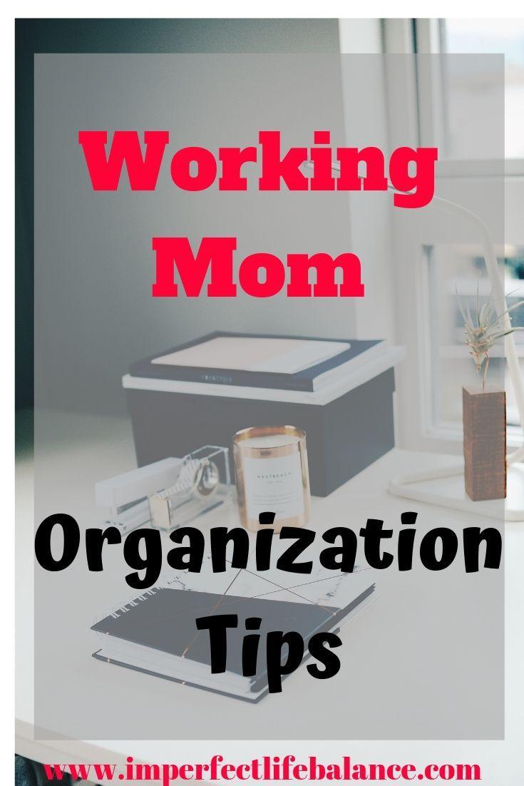 organization tips PIN