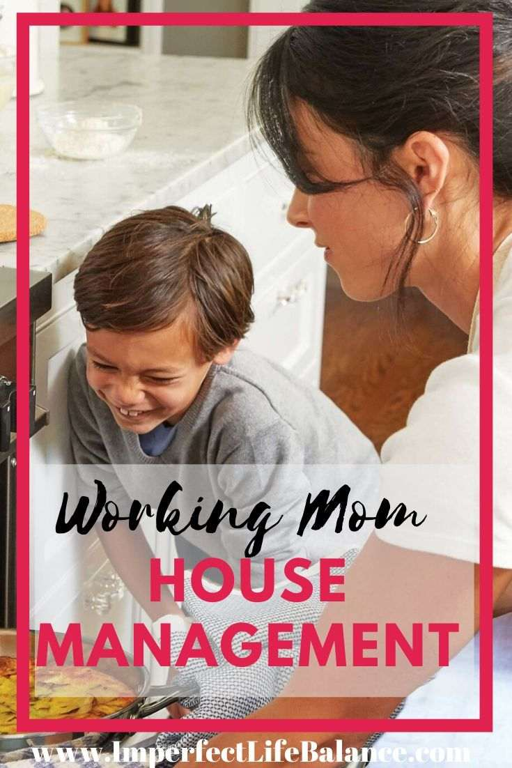 House Management for Working Mom