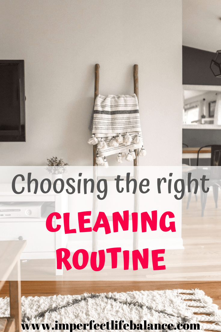 Cleaning Routine That Works