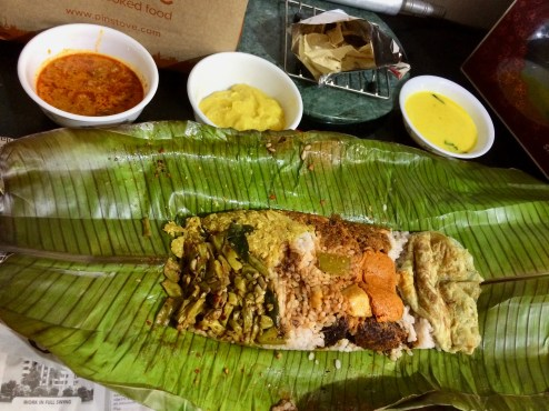 """Illa Pothichoru Nadan Meals"" by Swapna Rakesh"
