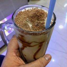 Chocolate Sharjah Shake