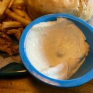 Fried Zinger Plate