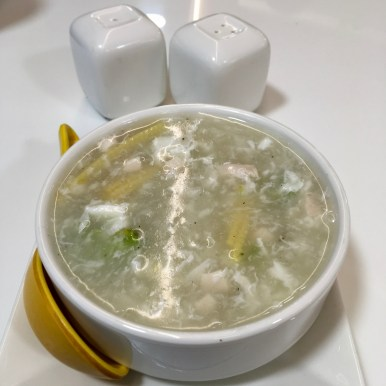 Healthy Herbal Chicken Soup