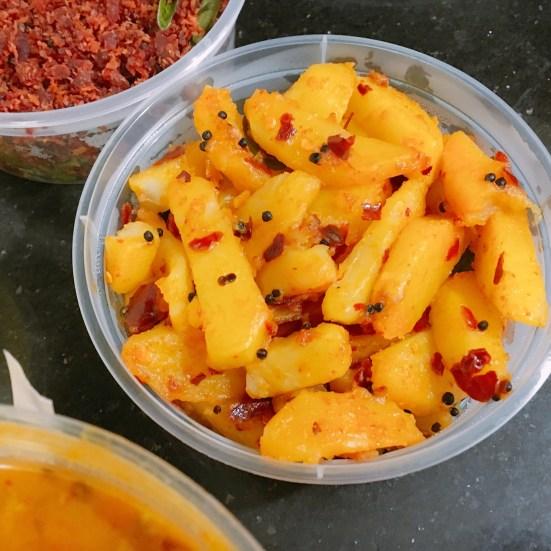 Potato Mezhukkupuratty