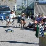 Skunk Holler Racing - Racing Crowd