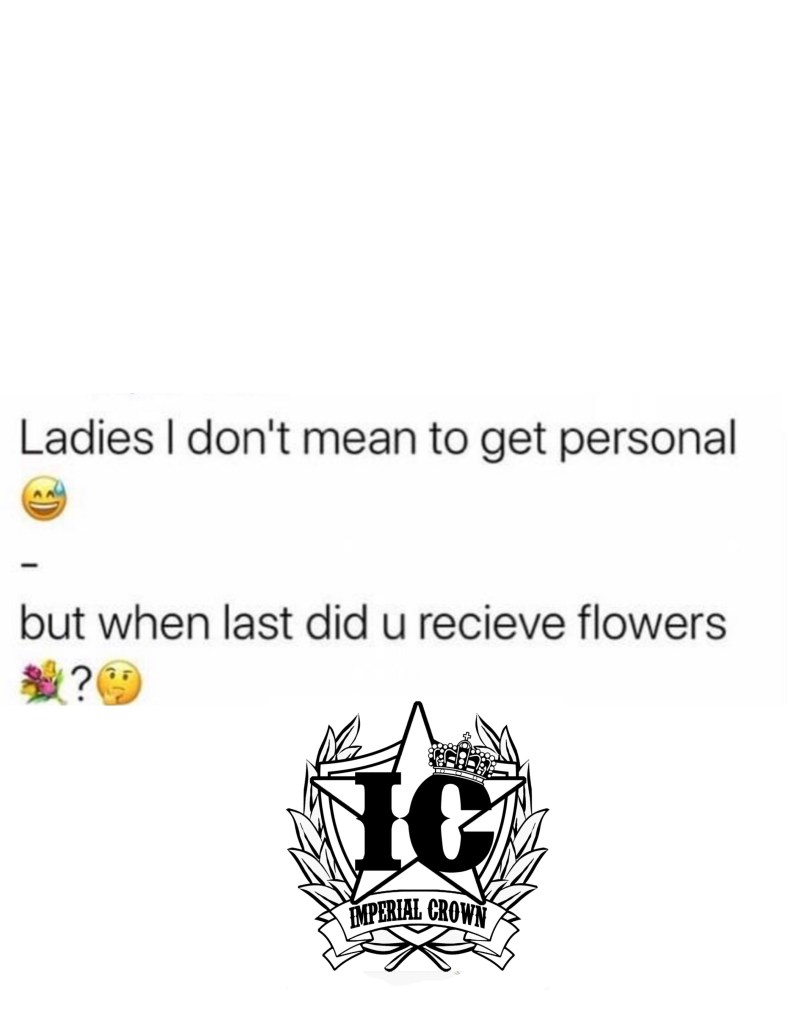 Ladies I don't mean to get personal