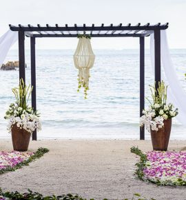 A good place for the best wedding in life