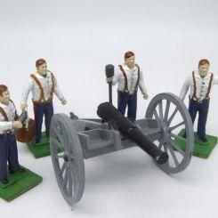 A Gentleman's War Units