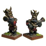 Mantic Abyssal Dwarfs Decimators
