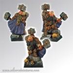 Riff Raff Chief by Scibor Miniatures