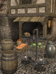 Warhammer Quest Special Location - The General Store