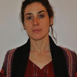 Rosalind Nashashibi, artist