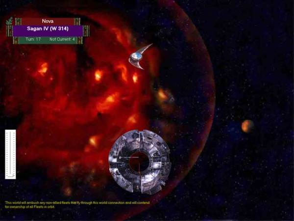Imperial Wars multiplayer Internet online strategy role