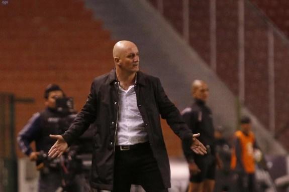 """Pablo Repetto: """"El resultado es muy justo, no estuvimos a la altura"""""""